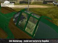 CAC Boomerang 4