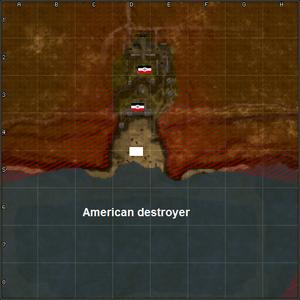 Omaha Beach co-op map
