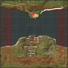 4407-Operation Crossbow conquest co-op map