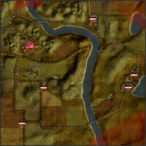 4410-Battle of Overloon map