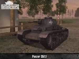 Panzer 35(t) 1