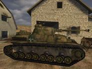 Panzer IV F2 old