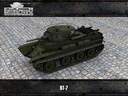 BT-7 render