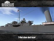 Tribal-class destroyer 2
