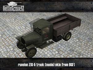 ZIS-5 render