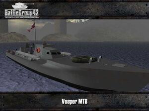 Vosper MTB 1