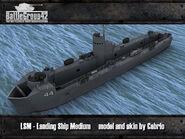 Landing Ship Medium render