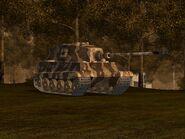 Tiger II Henschel old