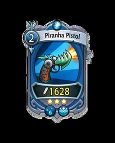 Copy of Skill - Rare - Piranha Pistol