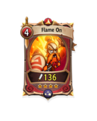 Might - SuperRare - Flame On