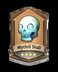 3 Mythril Skull