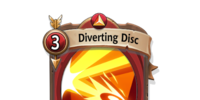 Diverting Disc