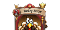 Turkey Arrow