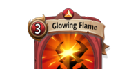 Glowing Flame