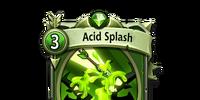 Acid Splash