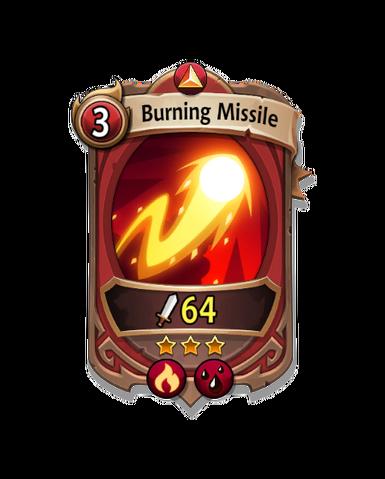 File:Magic 2 CARD HERO BURNING BALL MIN.png
