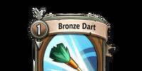 Bronze Dart