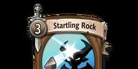 Startling Rock