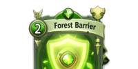 Forest Barrier