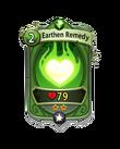 Magic 1 CARD HERO EARTHEN REMEDY MIN