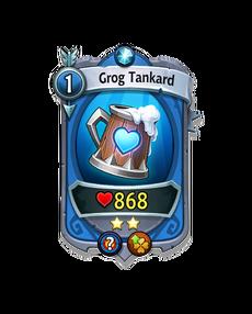Copy of Skill - Uncommon - Grog Tankard