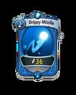 Magic 0 CARD HERO WATER MISSILE MIN