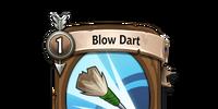 Blow Dart