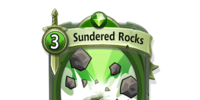 Sundered Rocks