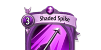 Shaded Spike