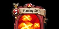 Flaming Stars