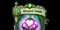 Warped Seeds