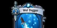 Wet Dagger