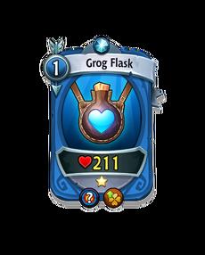 Copy of Skill - Common - Grog Flask