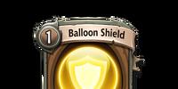 Balloon Shield