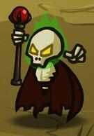 Skeleton Mage 01