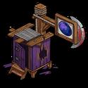 Deco zombieTrap1 icon~ipad