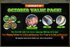 October Value Pack 9-19