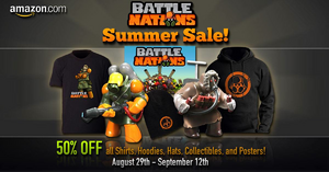Merchandise Summer Sale