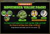 November Value Pack 30-39
