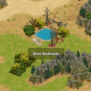 Boar Badlands Exterior