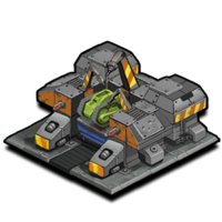 Comp mil repairBay premium icon