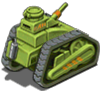 Hero cast perkins tank