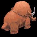 S mammoth medium back
