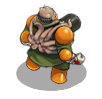 S trooper zombie cannon back