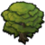 Deco arbor tree 06 icon