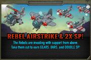 Rebel Airstrike Invasion January 2014