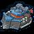 Veh tank snowplow icon