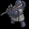 S trooper saboteur heavy front