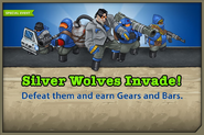 Silver Wolves Invasion July 2013