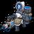 Laser technician icon